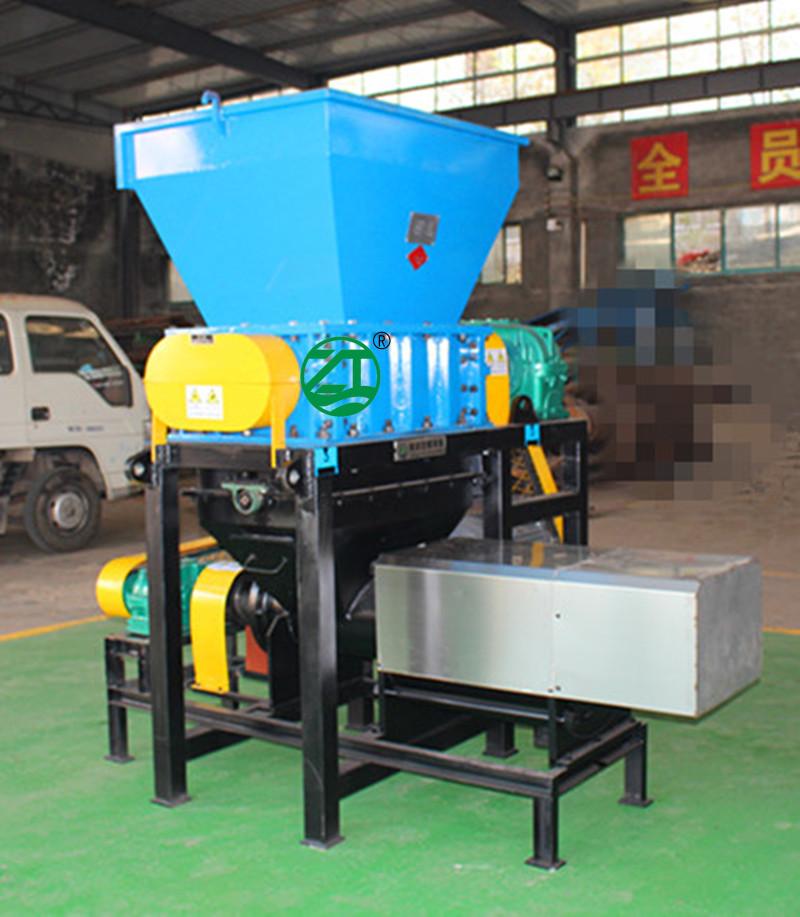 重型两级细碎机-潍坊志特环保-无害化处理设备759533672