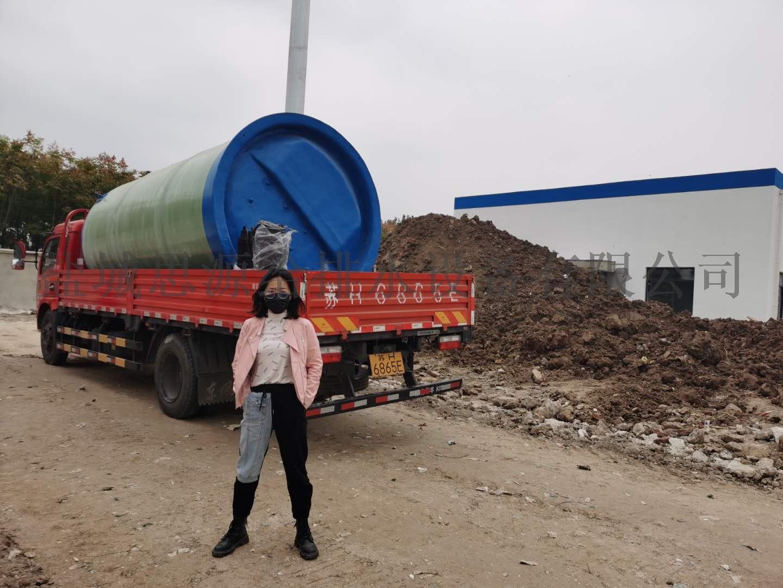 新一代GPS玻璃钢污水提升泵站出口泰国153803625