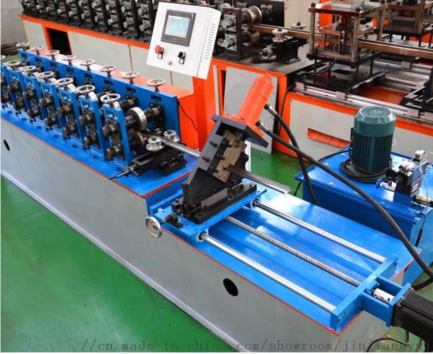 小U型轻钢龙骨压型机 室内吊顶设备 冷弯成型机821923722