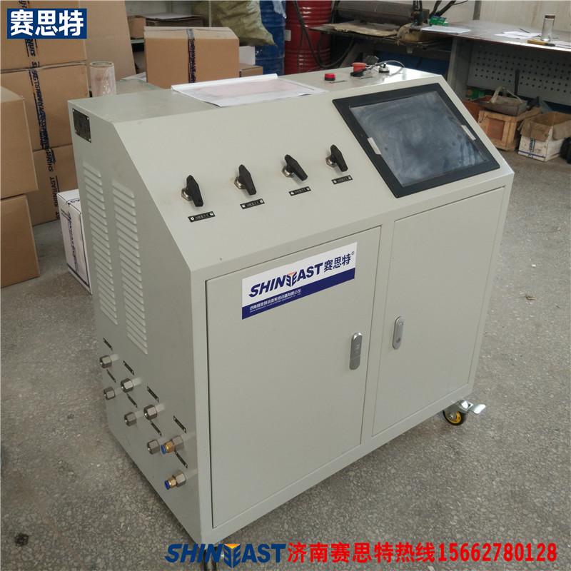 便携式LNG气瓶安全阀校验台 压力表检测工作台37434512