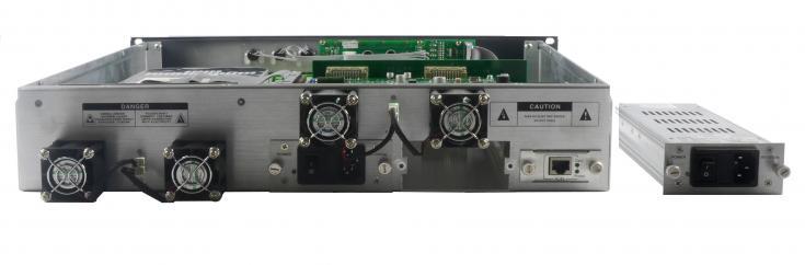 三网合一设备-16路GPON/EPON+CATV光纤放大合波器665000055