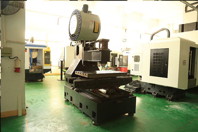 深圳钜人VMC1270三轴硬轨模具加工中心40878125