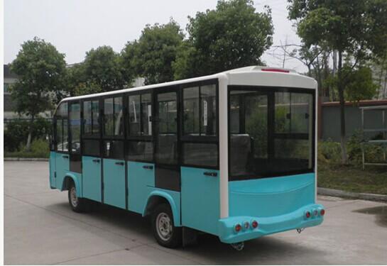 甘肃新款低速14座电动观光车672578255