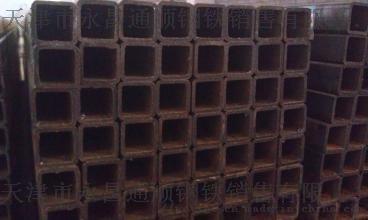 专营无缝方矩管厂((信誉保证)永昌通顺钢管销售104359372