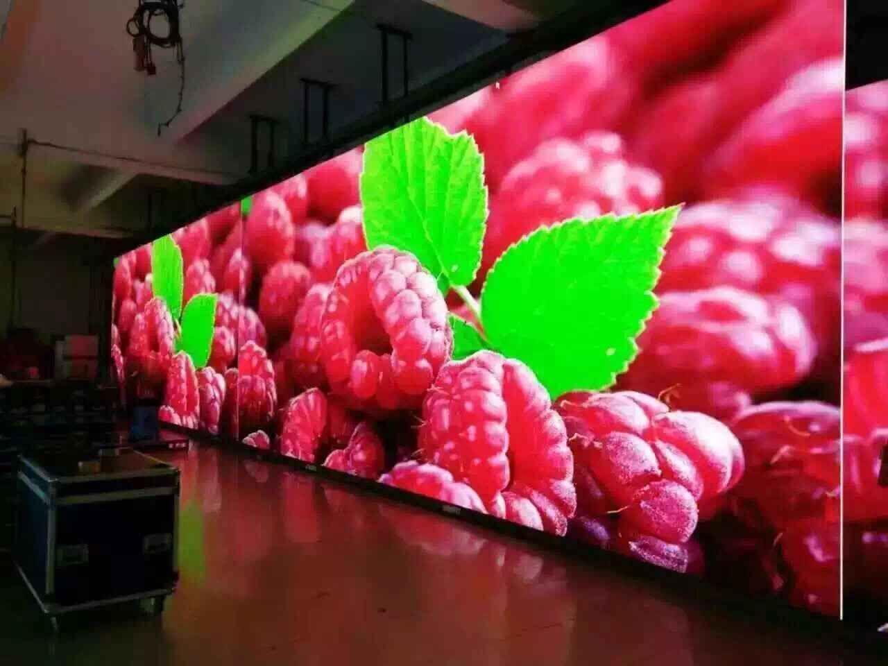 泰美P2.5室内  led显示屏高清压铸箱体21007832