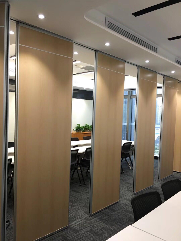 厂家活动隔断屏风会议室隔音隔断墙 移动折叠门844539325