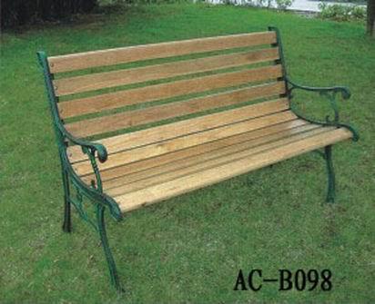 花园家具-铸铁公园长椅(AC-B098)644827342