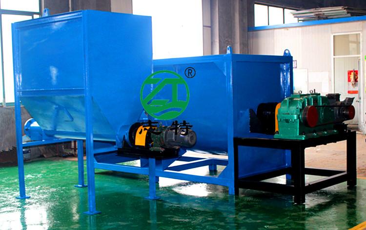 直销环保有机肥缓存仓 搅拌型缓存仓 无害化处理设备758026302