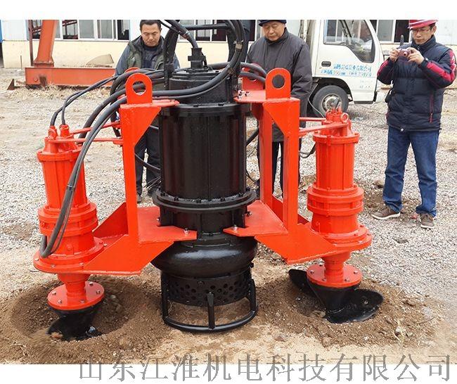 畅销大型潜水清淤泵 耐磨电动沙浆泵797942692