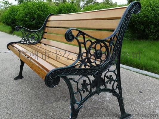 现货供应 12条木公园椅 铸铁休闲长椅(KY-PB003)678874855
