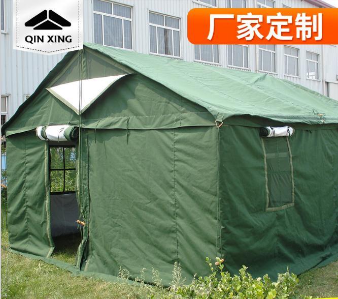12人班用棉帐篷 84A班用野外帐篷47203935