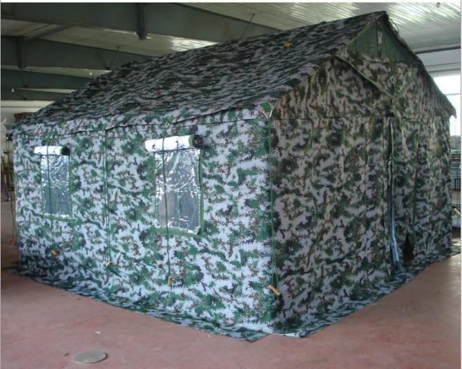 12人班用棉帐篷 84A班用野外帐篷47203955