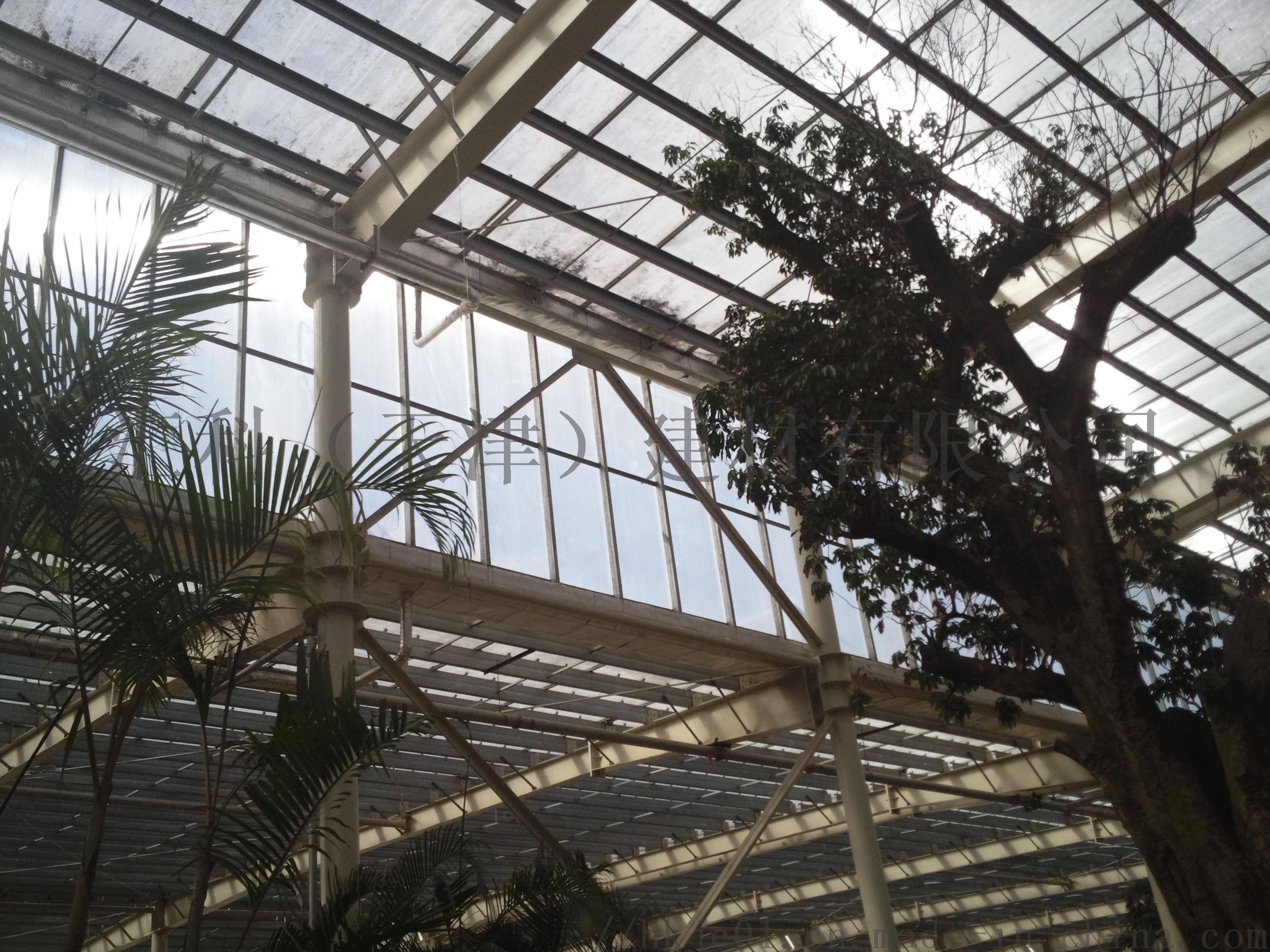 阳光板温室大棚透明两层947677215