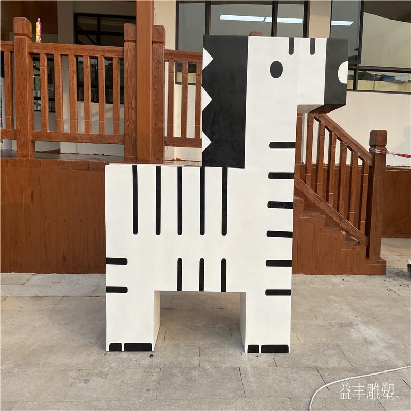 人物卡通雕塑摆件 创意玻璃钢卡通人物雕塑尺寸956783625