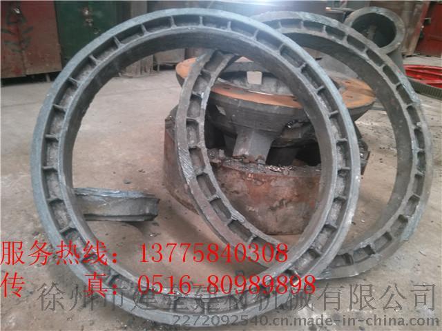 滚筒冷渣机链轮滚圈托轮配件690965495
