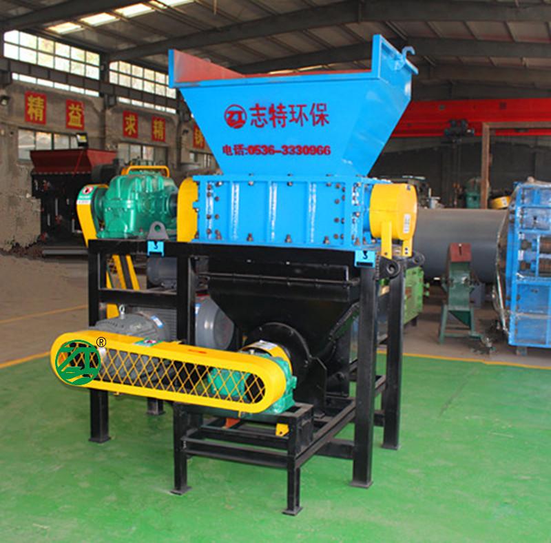 重型两级细碎机-潍坊志特环保-无害化处理设备759533652