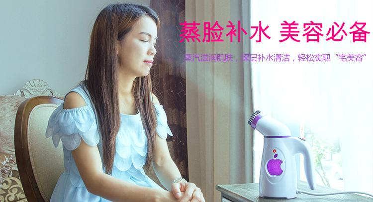 厂家供应鑫磊牌GT-518多功能美容蒸汽挂烫机美容熨衣一机多用18351555