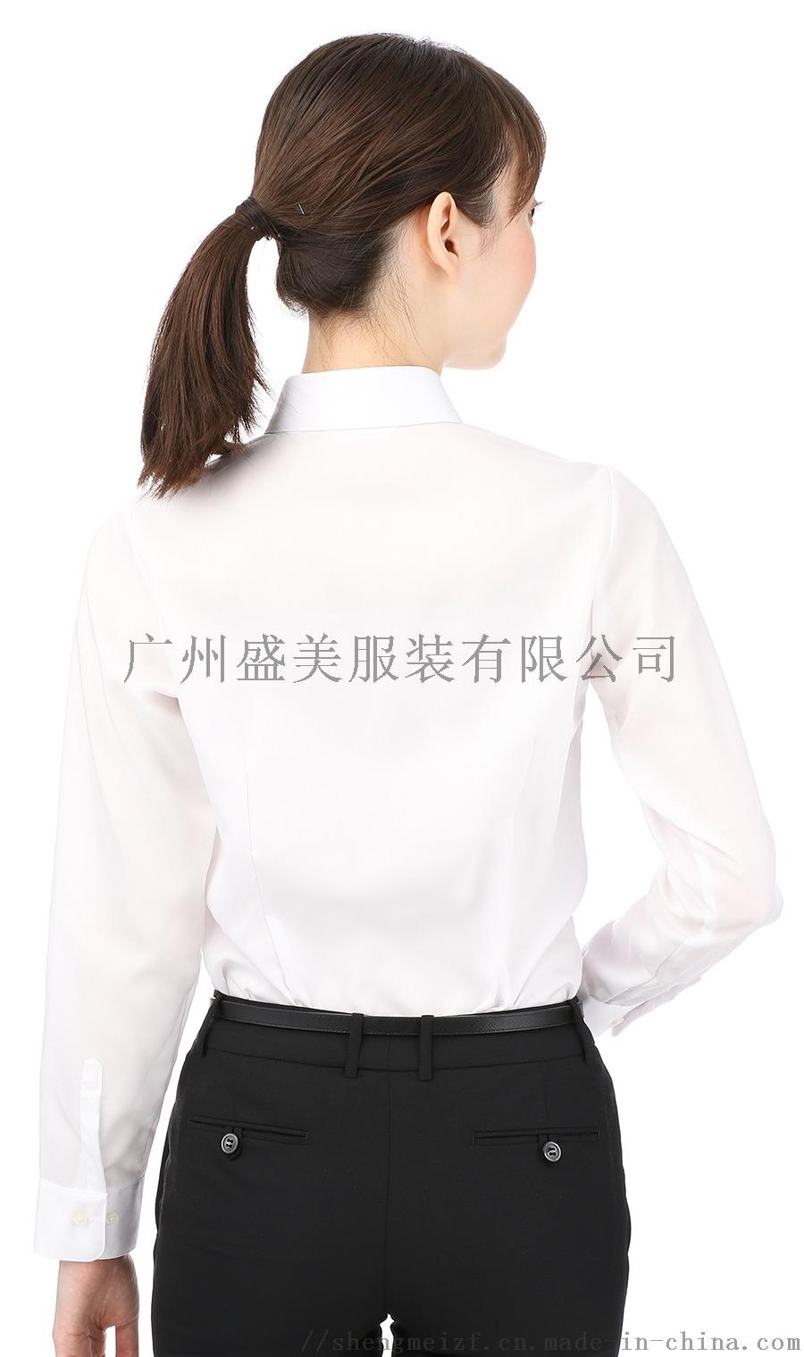 番禺区衬衫定做,钟村员工衬衣定制,绣字衬衫订做60847942