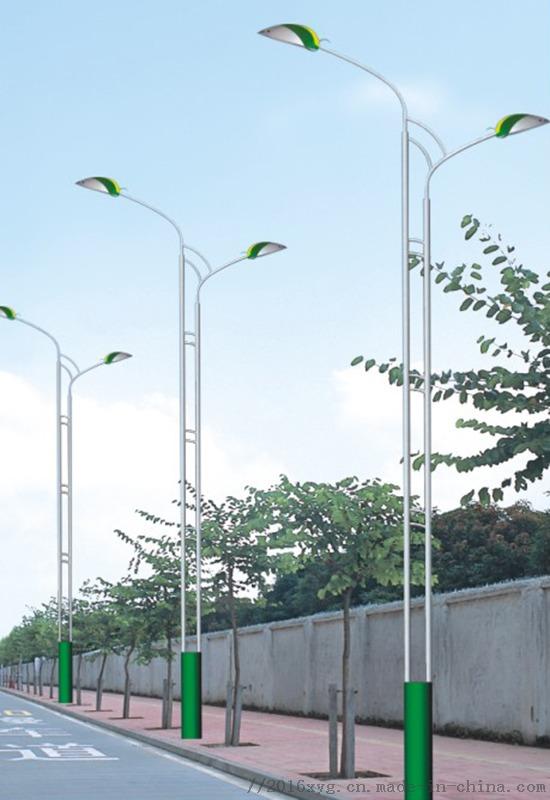 市电双臂路灯生产厂/市电单臂路灯厂 新炎科技110290185