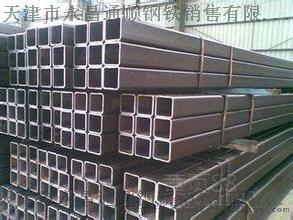 专营无缝方矩管厂((信誉保证)永昌通顺钢管销售104359112