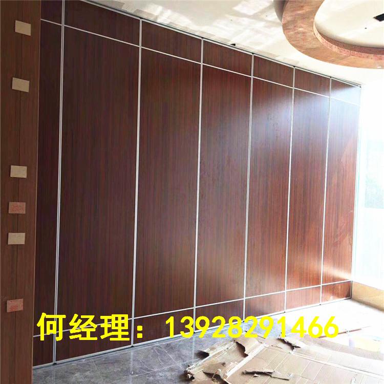 厂家活动隔断屏风会议室隔音隔断墙 移动折叠门844539305