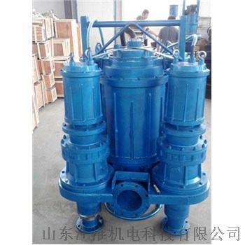畅销大型潜水清淤泵 耐磨电动沙浆泵797942722