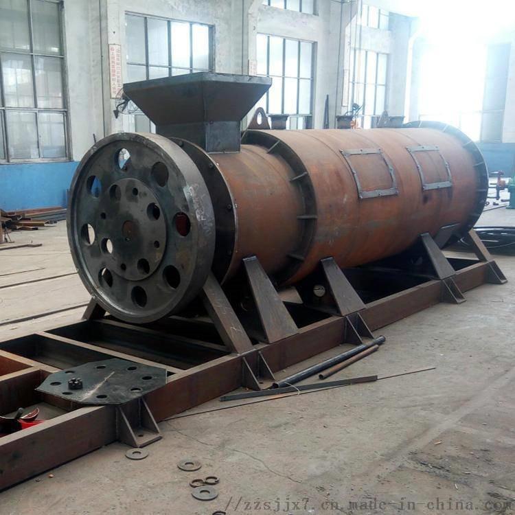 三合一转股造粒机 有机肥全套生产线 湿发造粒机