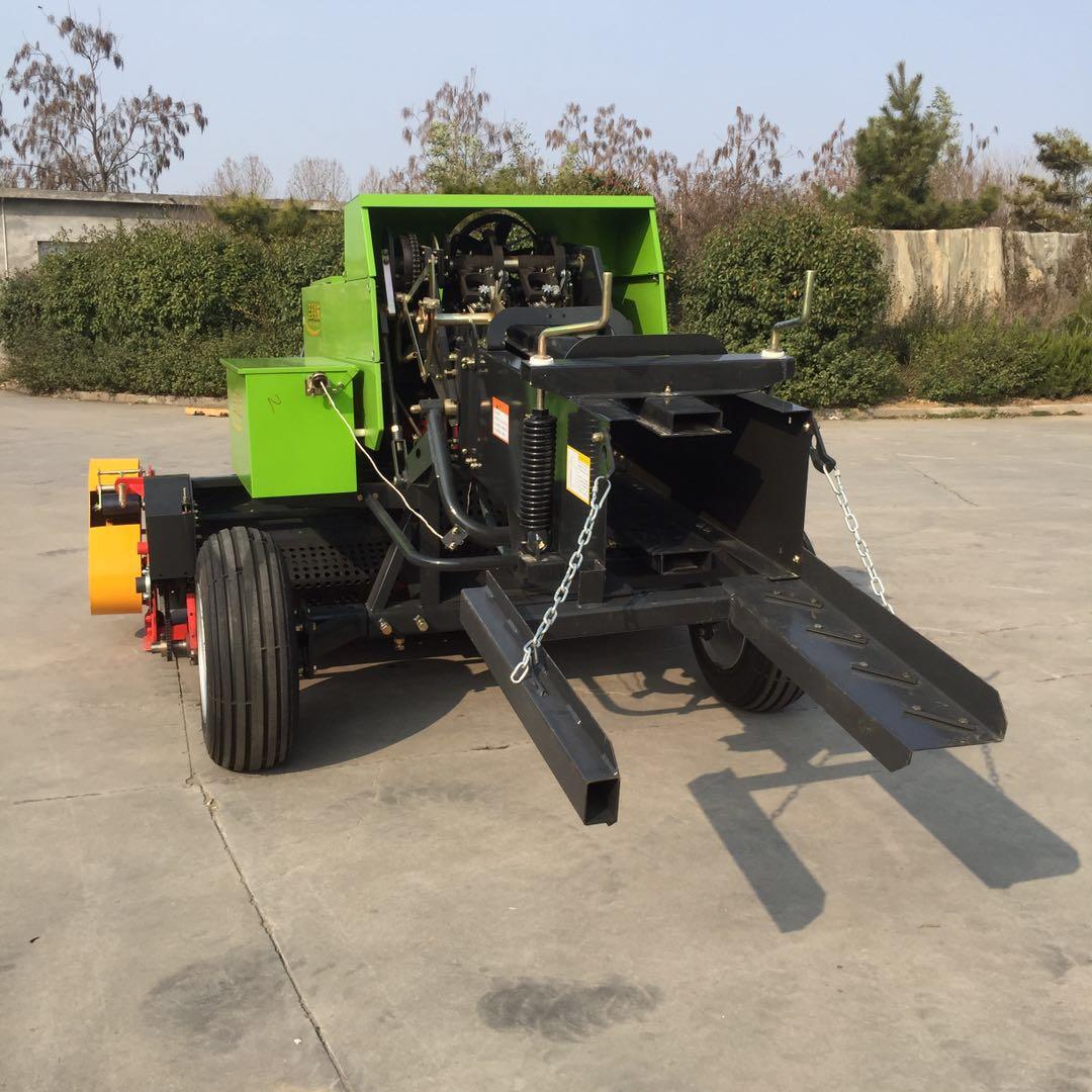 行走式打捆机厂家 锦州行走式打捆机方草捆打捆机