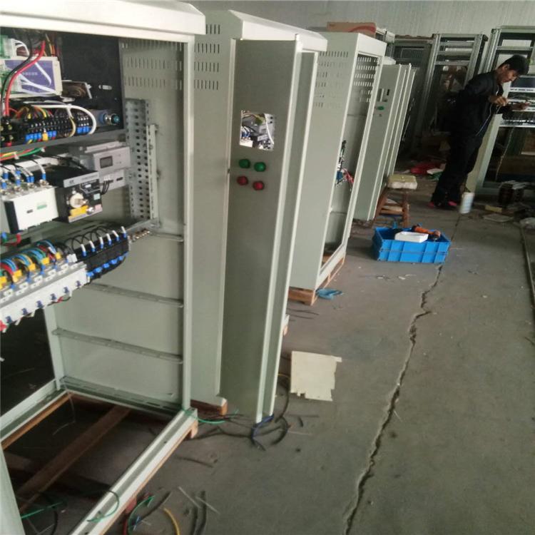 永州132KW消防应急电源工程