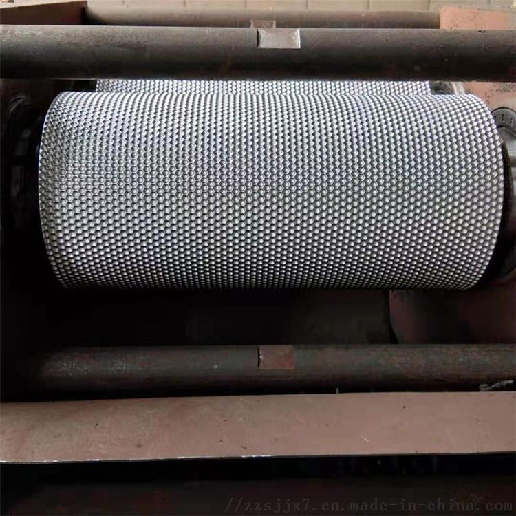 有机肥对辊挤压造粒机 BB掺混肥生产线