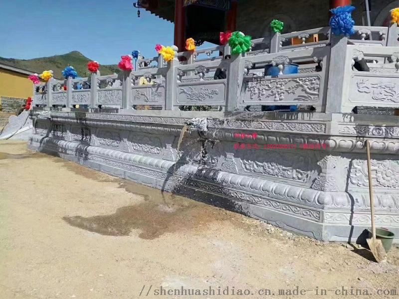 河北武強河道欄杆社區護欄