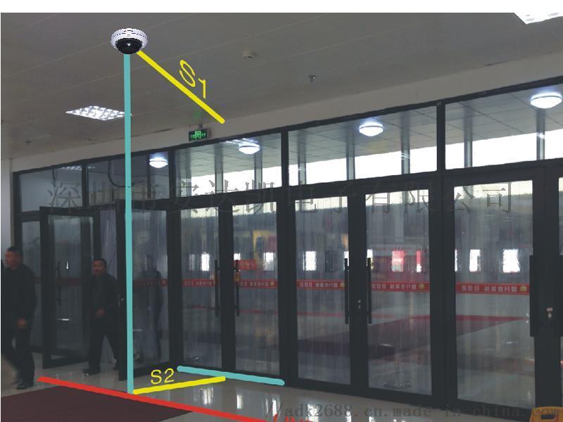 河南客流统计设备 连锁店顾客统计 广场客流统计设备