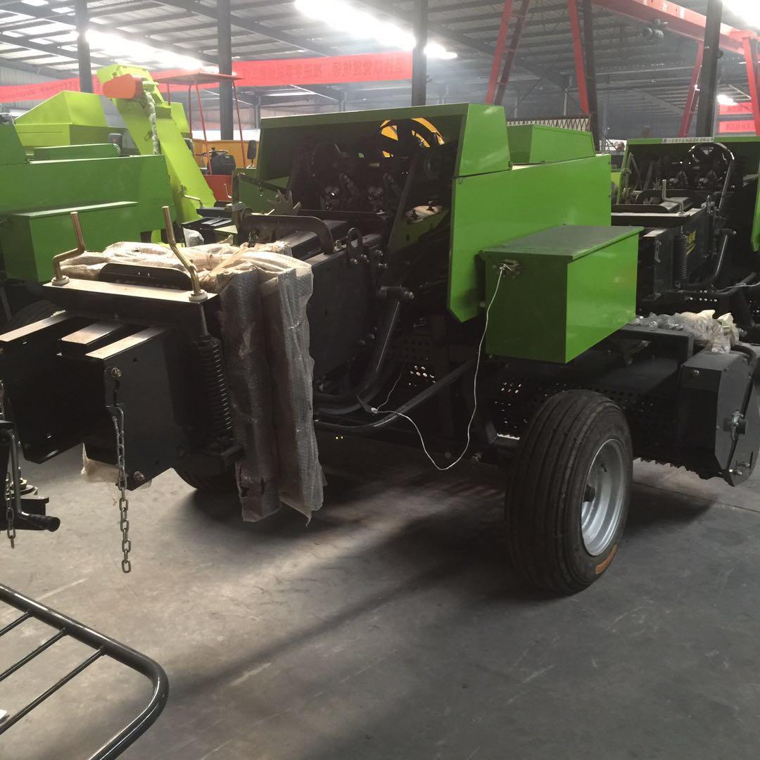 麦秆方形打捆机厂家 哈尔滨麦秆方形打捆机玉米打捆机