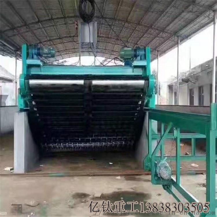 小型有机肥简单生产线 有机肥加工厂 秸秆畜禽粪便做有机肥