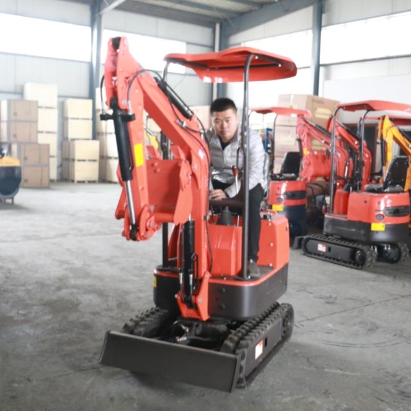 洋马动力10型挖掘机 农用小型挖掘机 微型挖掘机