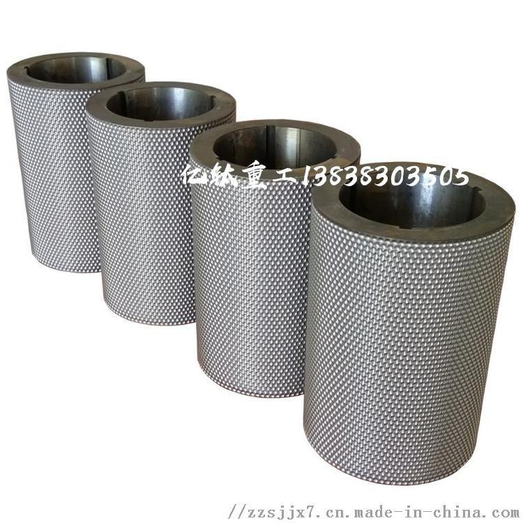有机肥对辊挤压造粒机 氯化铵对辊挤压造粒机 筒式造粒机