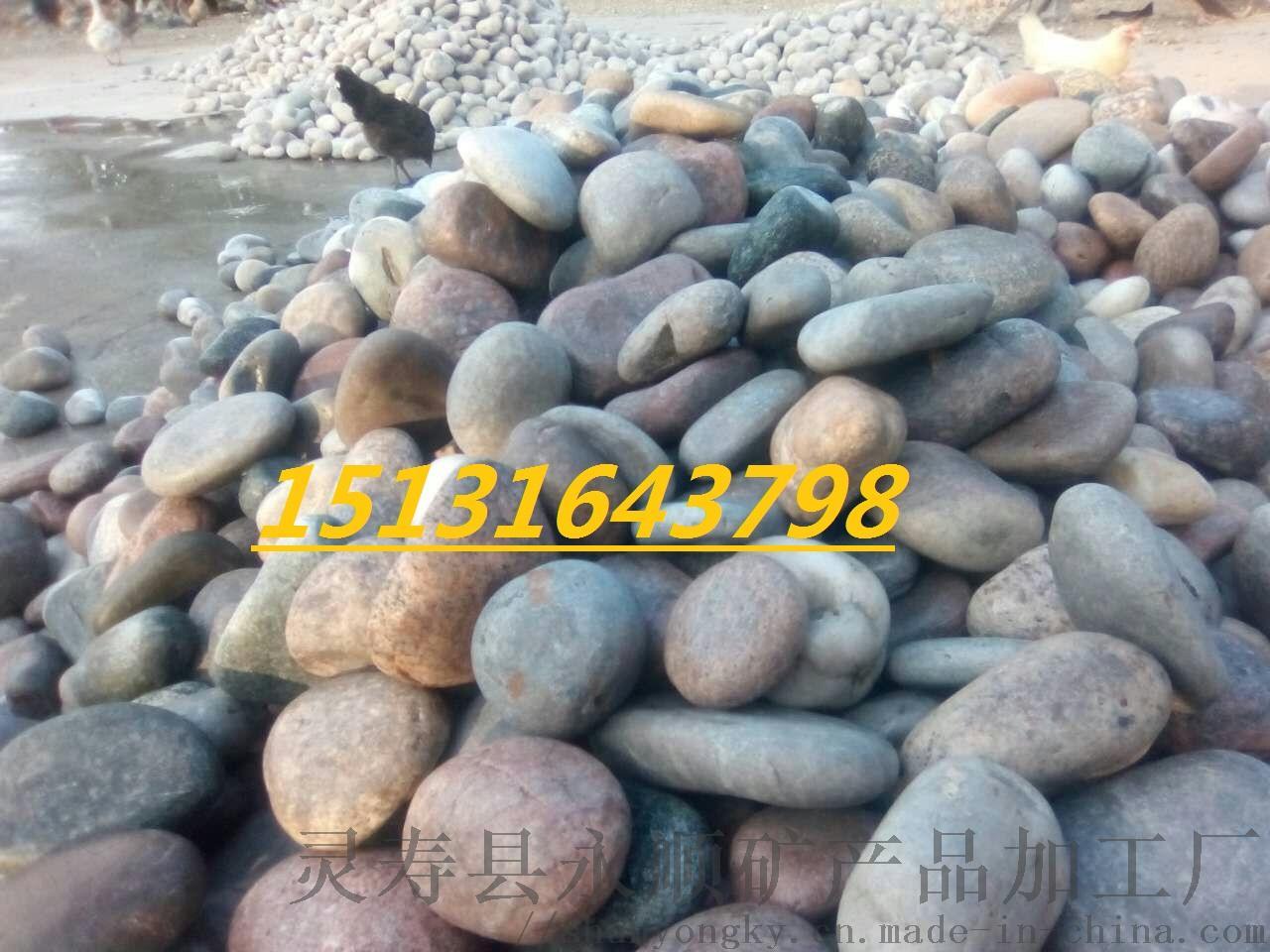 濮陽2-6釐米鵝卵石   永順鋪路鵝卵石直銷
