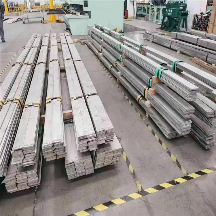 平凉321不锈钢扁钢厂家 益恒2205不锈钢槽钢