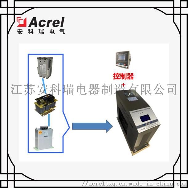 智能电力电容器 商业中心智能低压无功补偿电容器