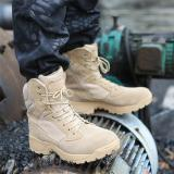 沙色作战靴 靴厂家