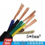 RVV软护套电缆