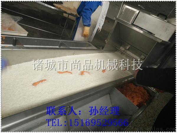 食品上浆裹粉生产线