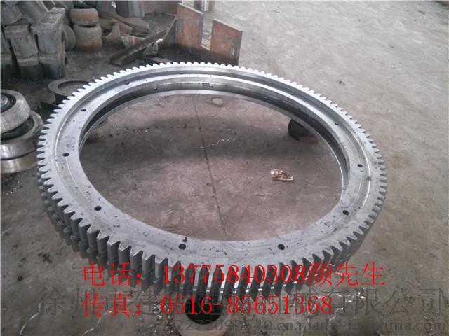 冷渣机齿轮链轮滚圈托轮配件