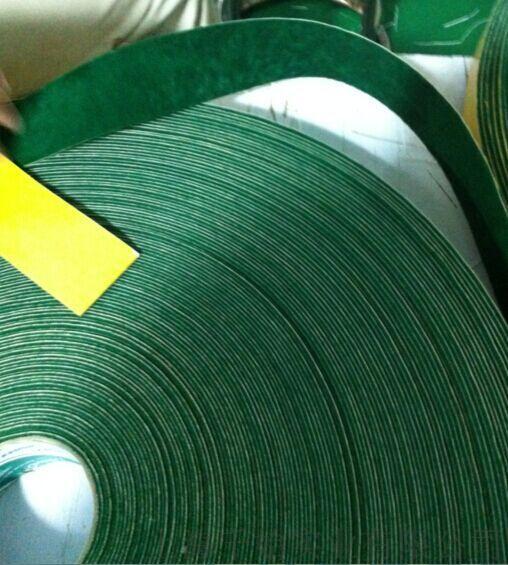 黑绒绿绒包辊带