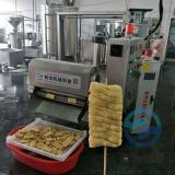 豆腐串油炸机