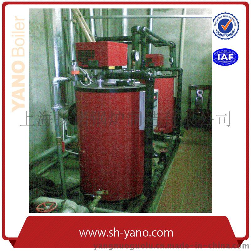 燃油热水锅炉产品图