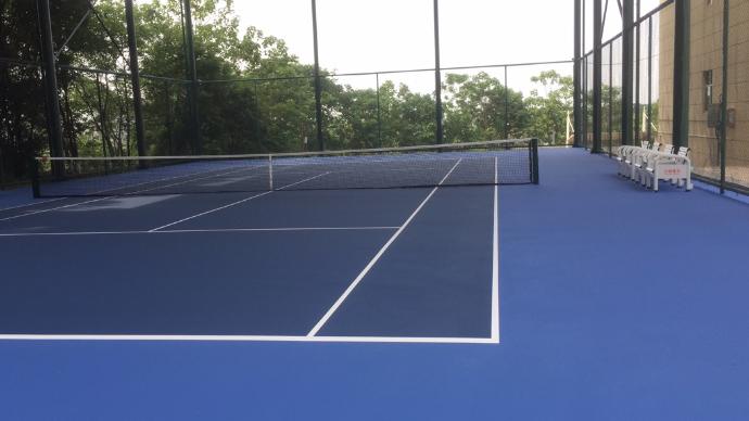网球场建设147770495