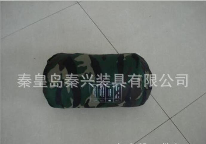 户外单人迷彩睡袋 可定制30815512