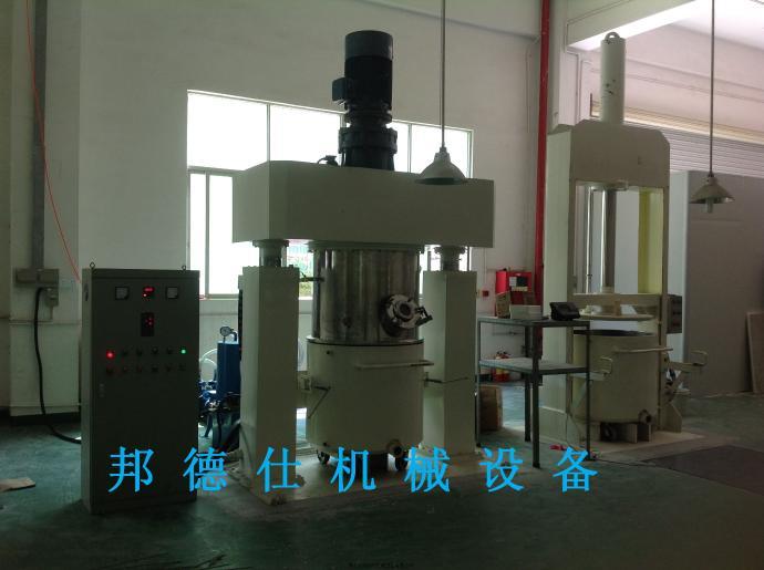 广东双行星搅拌机 硅胶搅拌机 膏状高粘度搅拌机40343835
