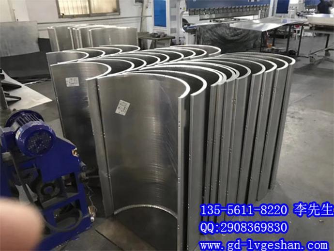 弧形包柱铝单板 包柱铝单板厂家 包柱铝板图片.jpg